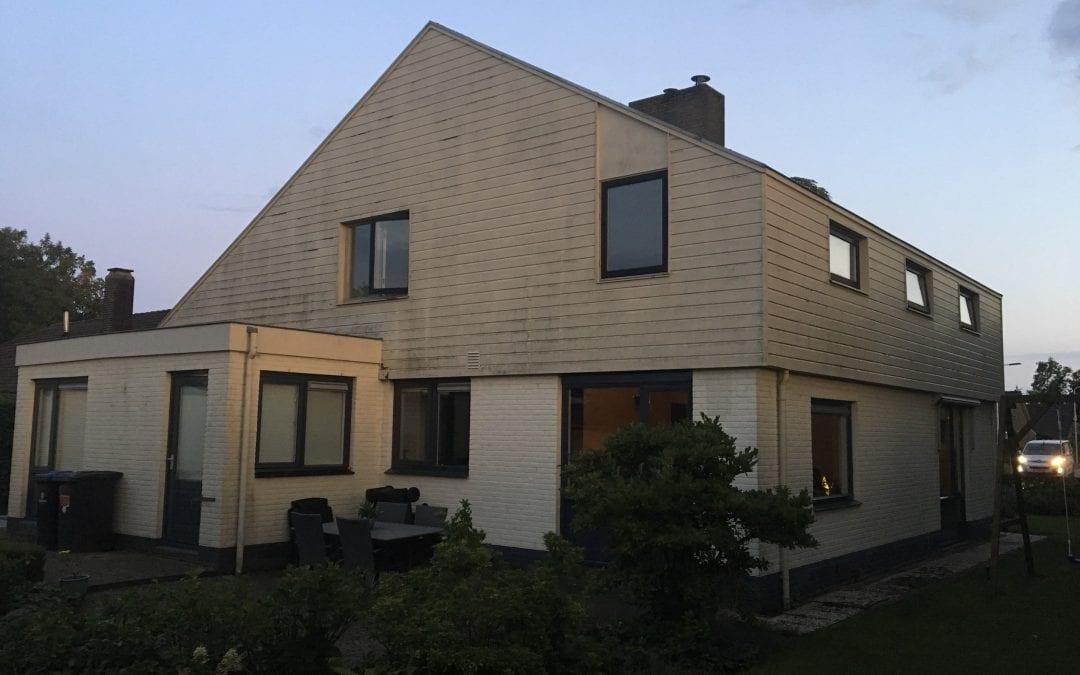 Renovatie woning Leerdam