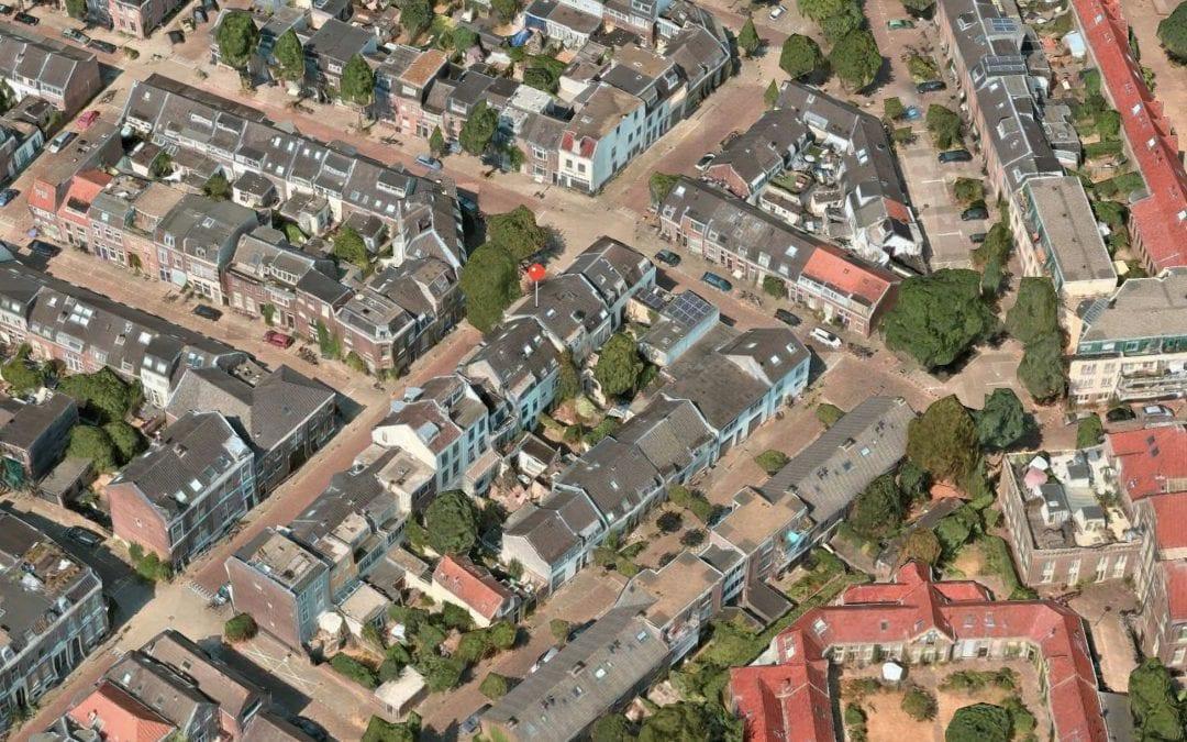 Renovatie studentenwoning Utrecht